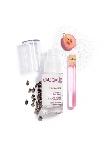 Caudalie CAUDALIE Vinosource SOS Thirst 30 ml - Nem Serumu Renksiz